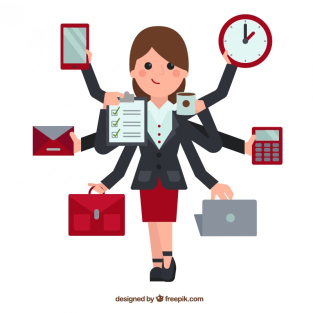 multitasking-woman-illustration_23-2147534061
